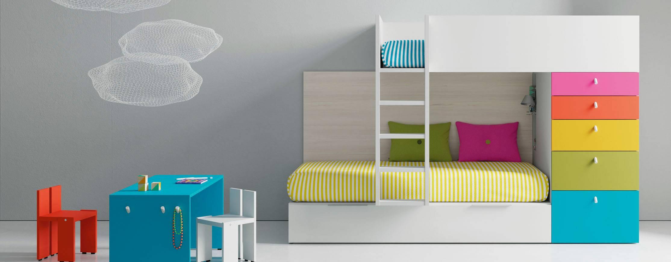 Nuevas habitaciones infantiles