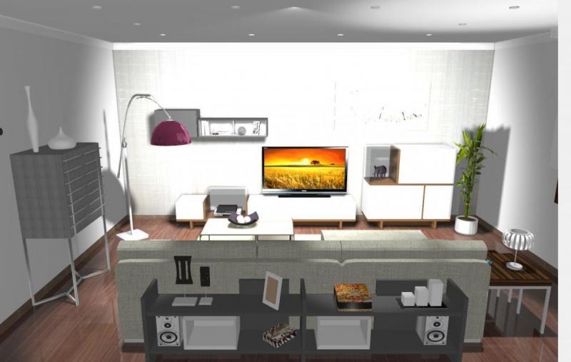 Proyecto 10: salón y dormitorio