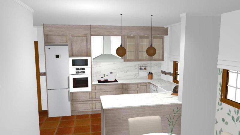 Proyecto 3: cocina y office