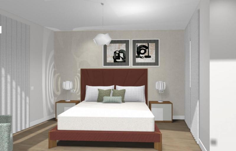 Proyecto 9: salón y dormitorio