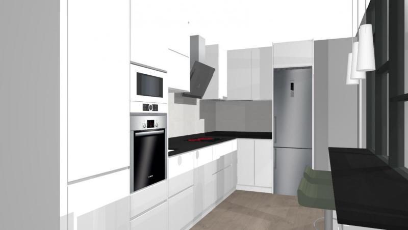 Proyecto 11: salón y cocina