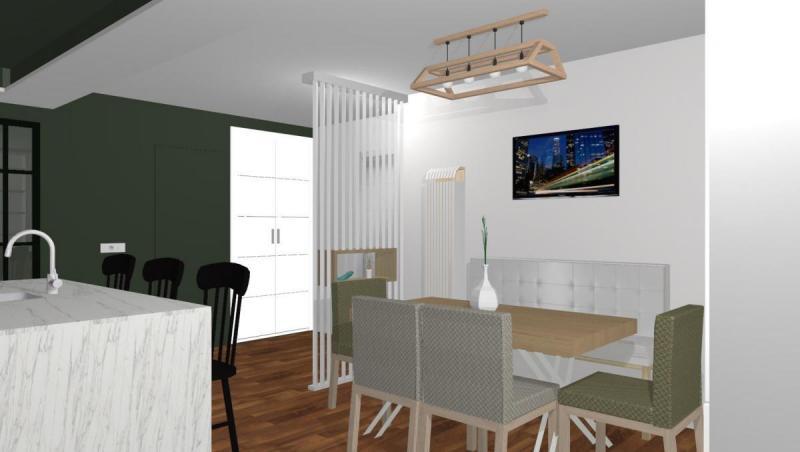 Proyecto 12: cocina y salón