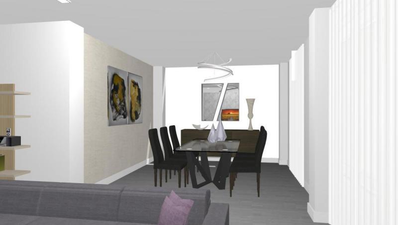 Proyecto 7: salón y comedor